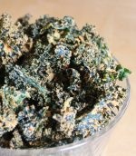 Nacho Cashew Cheese | Raw Vegan Kale Chips