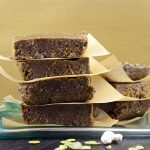 Chewy Berry Nut & Seed Bars   No-Bake