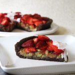 Strawberry Rhubarb Pie   Raw Vegan, Gluten Free
