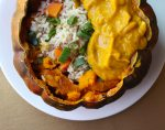 Fairytale Pumpkin Bowl for Two