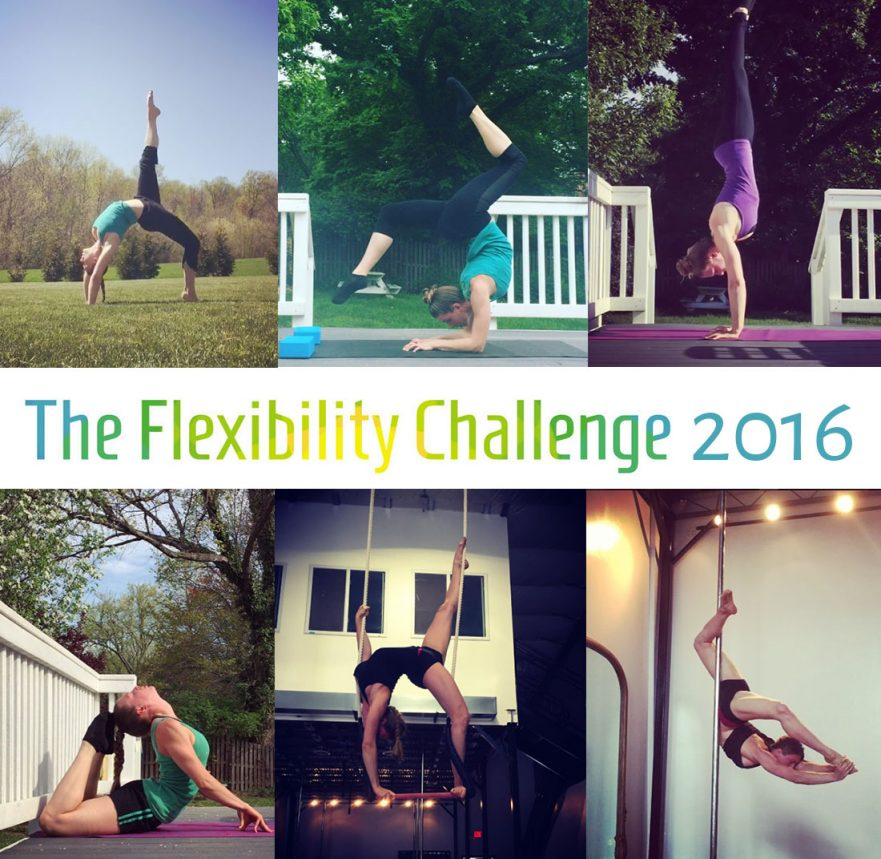 2016 Flexibility Challenge Progress