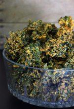 Super Crunchy Kale Chips   Raw Vegan & Nut Free