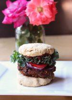 Raw Vegan Burgers | Nut-free