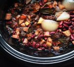 Sprouted Bean Chili for Optimal Digestion