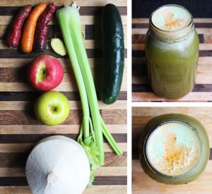 Nutritious Fruit & Veggie Juice