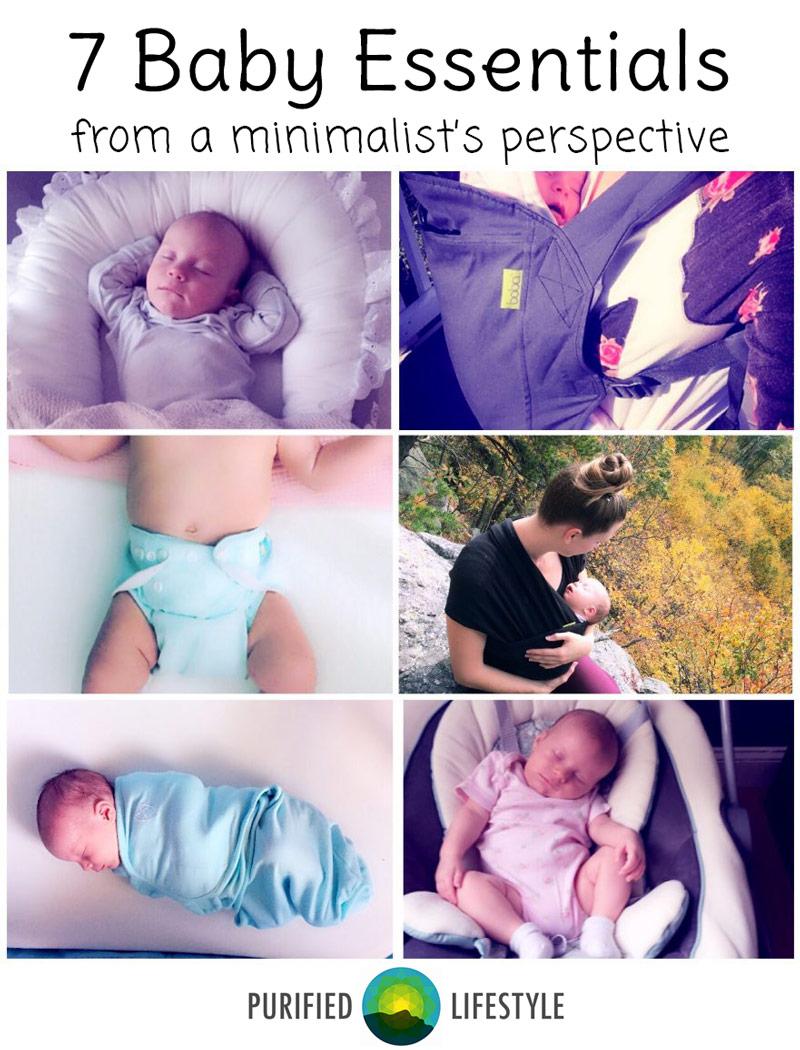 7 Baby Essentials